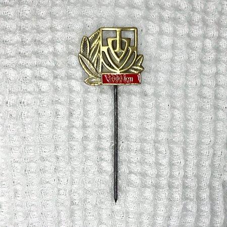 Broche (Pin) Comemorativo de 1000 Kms percorridos - Anda Brasil / IVV