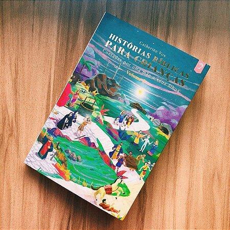 Histórias Bíblicas para Crianças - Vl. 3 / C. Vos