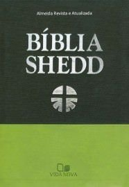 Bíblia Shedd - Duotone verde
