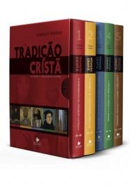 Box: A Tradição Cristã - Vols. 1 a 5 / Jaroslav Pelikan