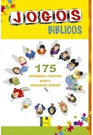 Jogos bíblicos: 175 atividades para o ministério infantil