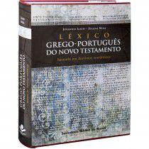 Léxico Grego-Português do Novo Testamento / Johannes Louw e Eugene Nida