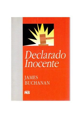 Declarado inocente / James Buchanan