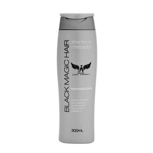 SHAMPOO BLACK MAGIC HAIR 300 ml