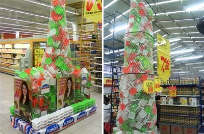 Rede Expositor de Produtos (Lojas / Supermercados...)