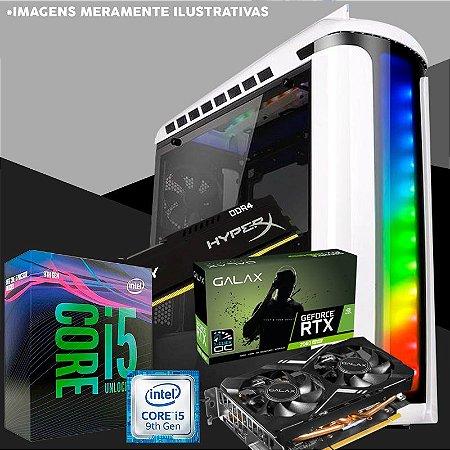 PC GAMER HARD GAMES INTERGAMER RTX 2060 8GB