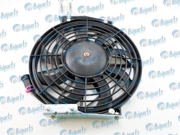 Eletroventilador do ar condicionado Chery QQ