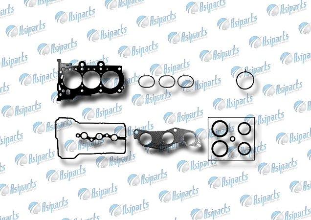 Jogo de Juntas superior s/retentor Hyundai HB20/Kia Picanto 1.0 12V 3cc