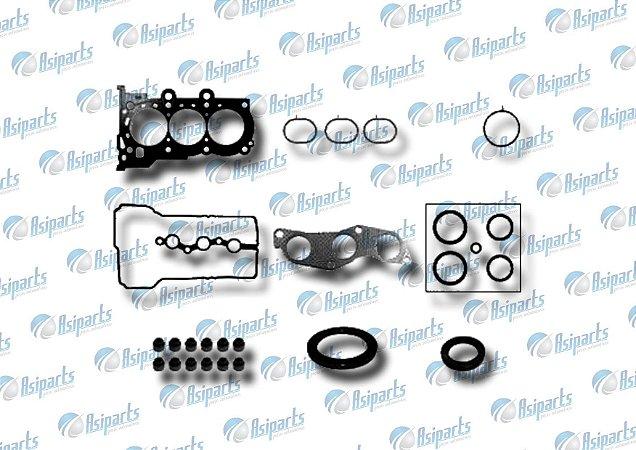 Jogo de juntas completo c/retentor Hyundai HB20/Kia Picanto1.0 12V 3cc