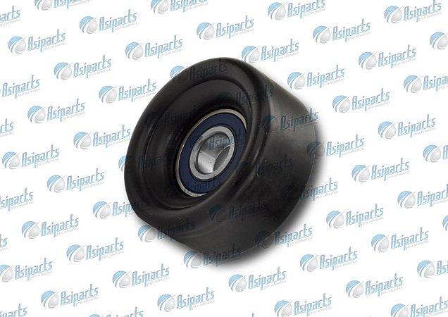 Polia do tensionador correia aux. Hyundai HB20 1.6 / I30 1.6 e 1.8 / Elantra 1.8