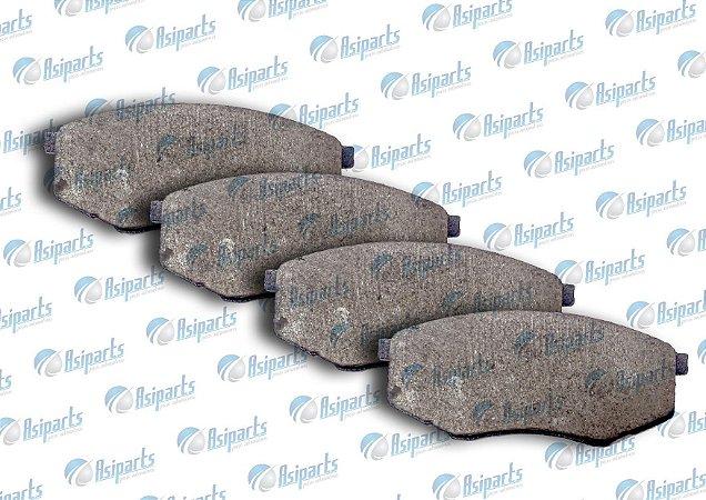 Pastilha de Freio Hyundai Sonata,Tucson 10> IX35 16