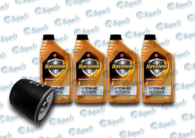 Kit de troca de óleo Chery Celer (HAVOLINE)