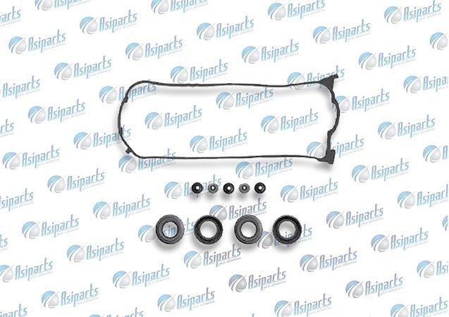 Kit de juntas tampa de válvulas c/vedador velas Honda Civic LX 1.5/1.6 16V 93/96