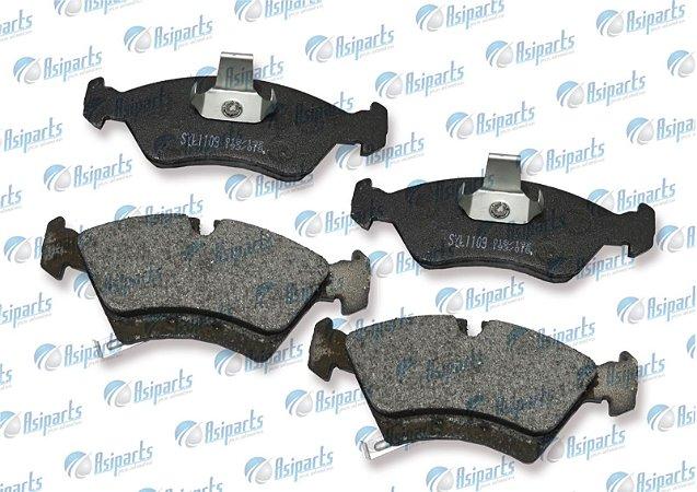 Pastilha de freio diant Chevrolet Astra/Meriva/Vectra/Zafira
