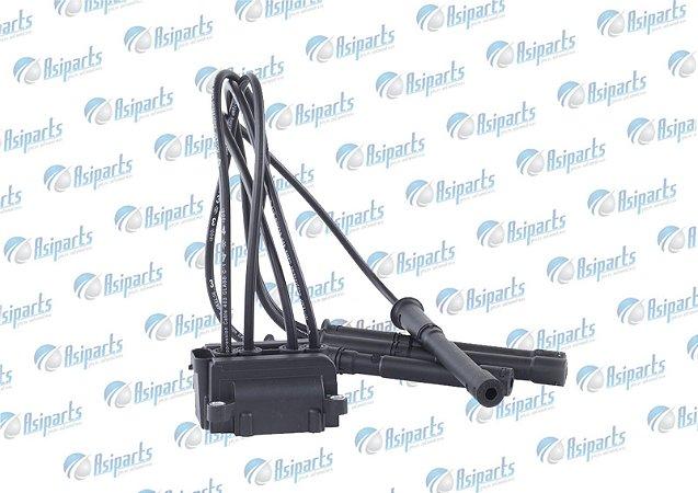 BOBINA DE IGNIÇÃO CLIO, KANGOO, TWINGO 1.0 16V FLEX 04  - E-KLASS EBI-8052A