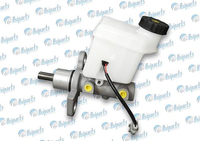 Cilindro mestre de freio c/reservatório Lifan X60