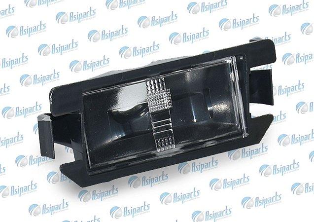 Lanterna placa esquerda Hyundai HB20 15/... - DSC