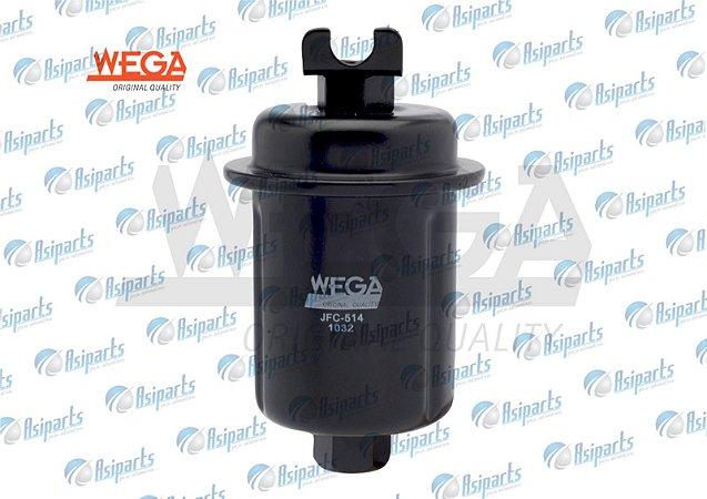 Filtro de combustível Hyundai Accent 1.3/1.5 /Toyota Camry 93