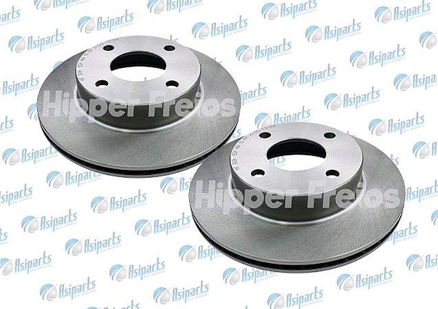 Disco de freio dianteiro EFFA M100 1.0 07/... - HF309