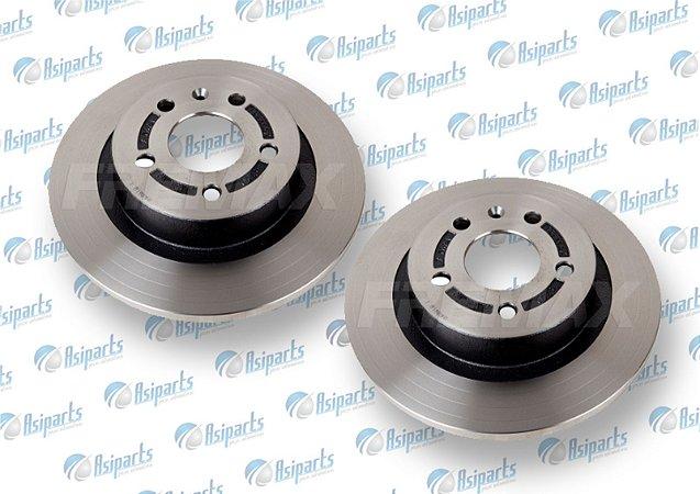 Disco de freio traseiro Jac T40 1.5 -  FREMAX BD4720