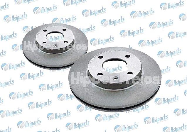 Disco de freio dianteiro GM Agile/ Celta/ Corsa - HF-20