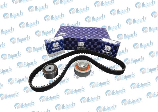 KIT DE CORREIA DENTADA FOX /CROSS /SPACE /GOL G5 /VOYAGE 1.0 1.6 - Roltens