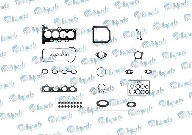 Jogo de Juntas complet c/ret Kia Soul, Cerato e Hyundai HB20, Elantra