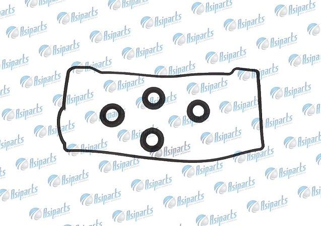 Junta da tampa de valvulas c/vedadores  lifan 320/ 620/ Foison