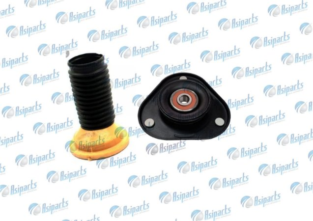 Kit batente do amort. diant. completo Toyota Corolla 08