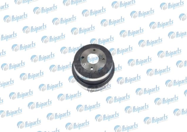 Tambor de freio traseiro Chery Celer 1.5 13 -FREMAX