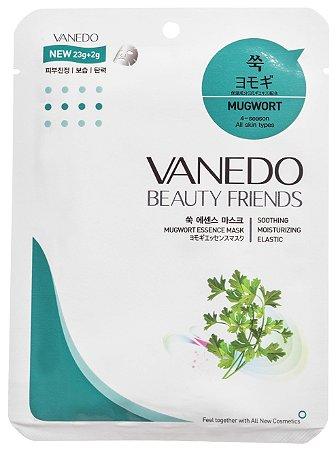 VANEDO Artemísia - Máscara Hidratante Facial