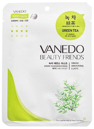 VANEDO Chá Verde - Máscara Hidratante Facial