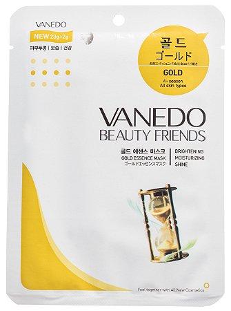 VANEDO Ouro - Máscara Hidratante Facial