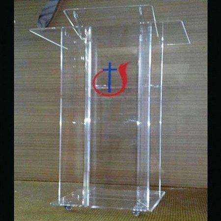 Púlpito em Acrílico - Isaque