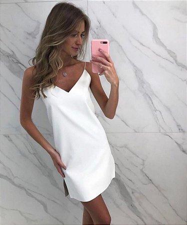 Vestido Couro Ecológico - Renata