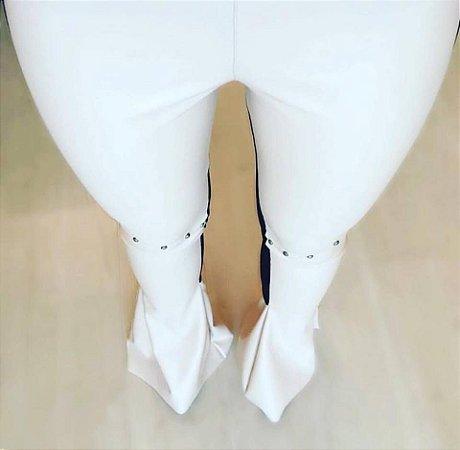 Calça Skinny Couro Ecológico - Carmem