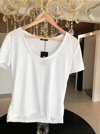 T-shirt Malha Podrinha - Samantha