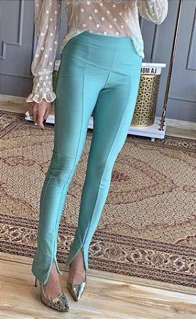 Calça Skinny Malha Prada Lilian