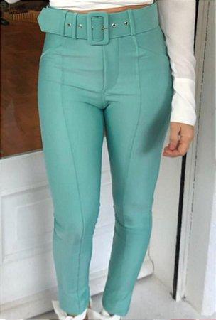 Calça Skinny Malha Prada Monique