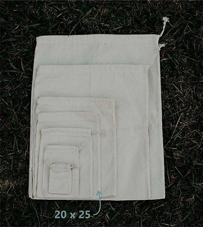 Ecopack 20 cm x 25 cm - Sem Estampa