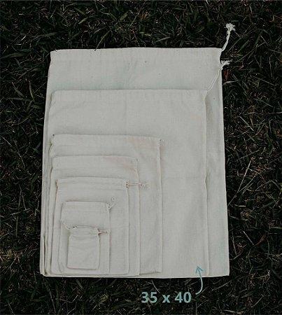 Ecopack 35 cm x 40 cm - Sem Estampa