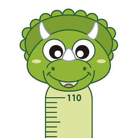 Réguas de Crescimento - Dinossauro