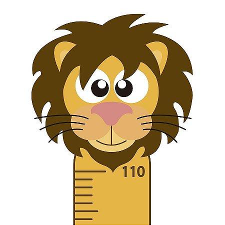Réguas de Crescimento - Leãozinho
