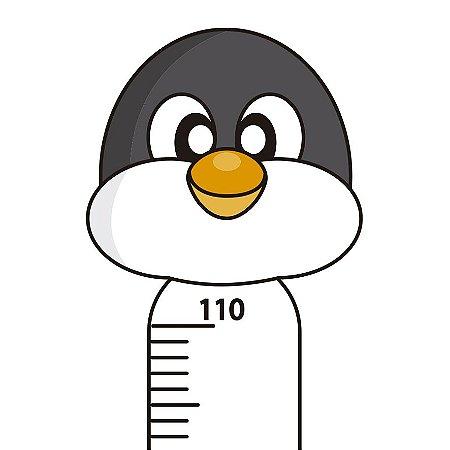 Réguas de Crescimento - Pinguim