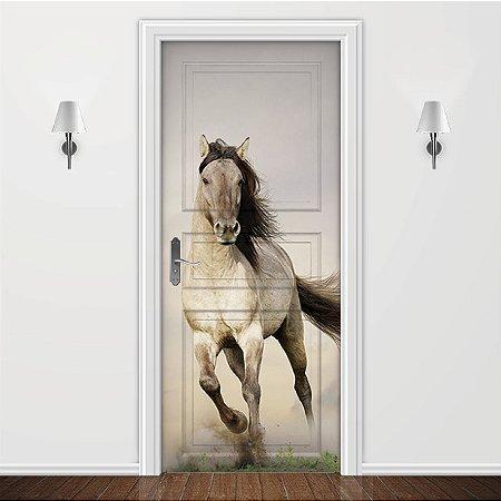 Adesivo para Porta Cavalo
