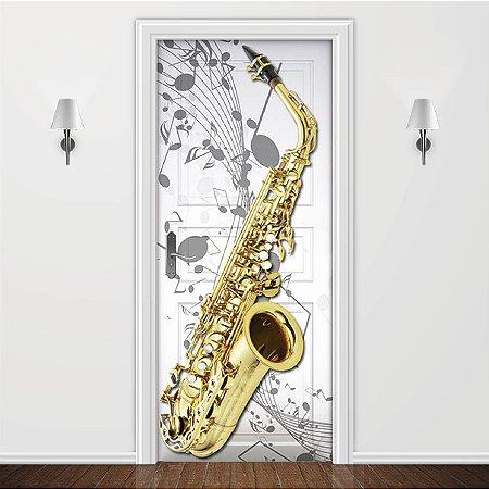 Adesivo para Porta Saxofone