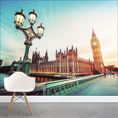 Painel Fotográfico - Londres