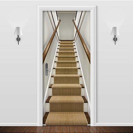 Adesivo para Porta Escadaria