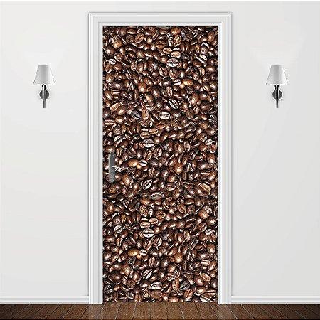 Adesivo para Porta Grãos de Café