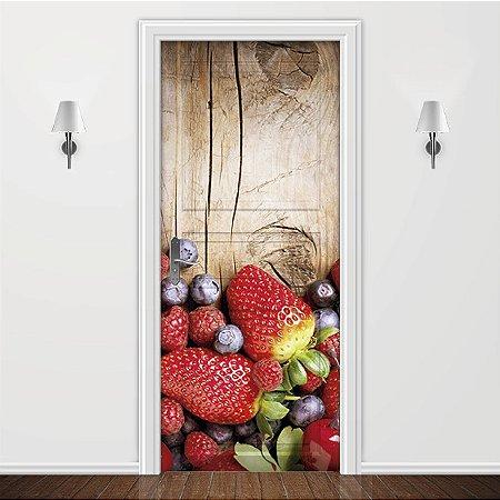 Adesivo para Porta Frutas Vermelhas